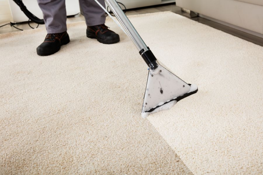 Carpet Cleaning Wellingborough, Northamptonshire