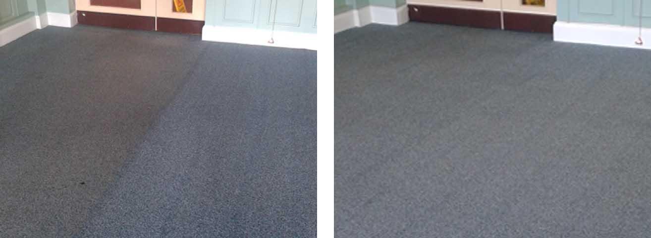 Communal area carpets