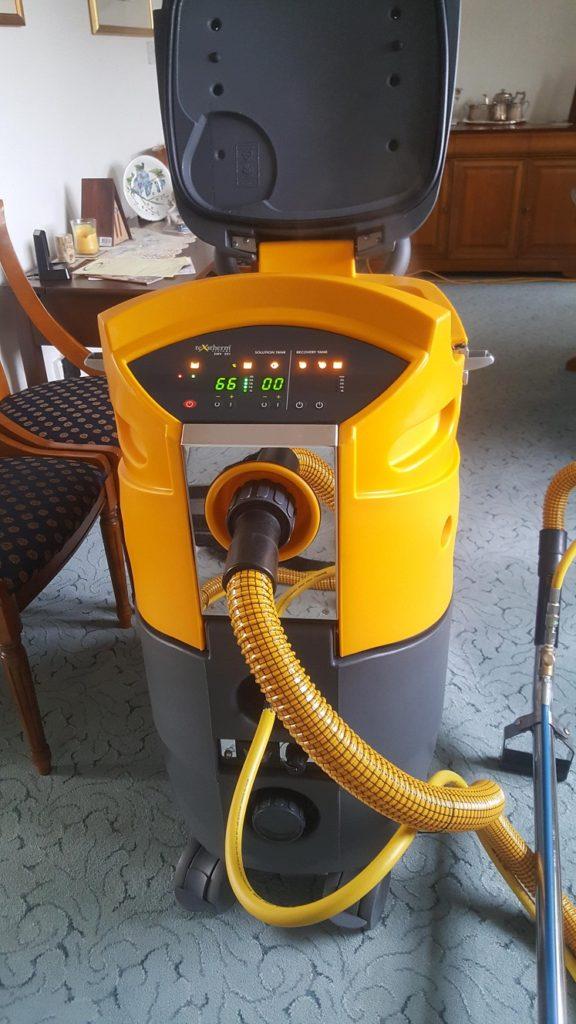 Texatherm EMV Machine